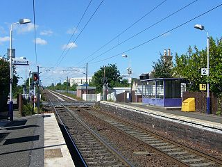 Kingsknowe railway station