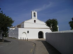 The Church at Sant Llorenς de Balafia