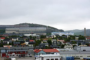 Kirkenes - View of Kirkenes