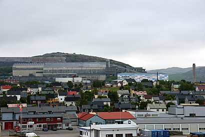 How to get to Kirkenes with public transit - About the place