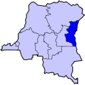 "Kivu - North Kivu and South Kivu (""the Kivus"")"
