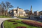 Klagenfurt Innere Stadt Theaterplatz 4 Stadttheater 03122018 5585.jpg