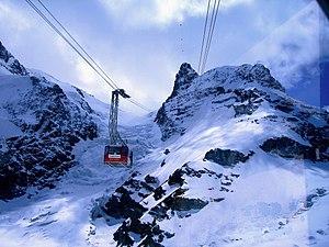 Zermatt: KleinMatterhorn edit