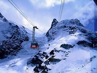 Klein Matterhorn mountain