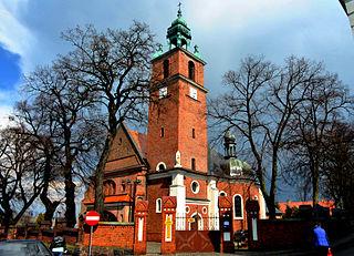 Kłecko Place in Greater Poland Voivodeship, Poland