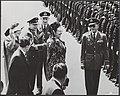 Koninklijk huis, staatsbezoeken, prinsen, koninginnen, presidenten, erewachten, , Bestanddeelnr 020-0422.jpg