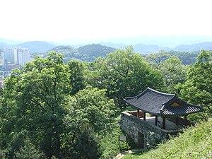 Gongju - Gongsanseong