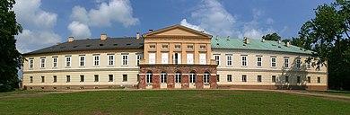 Koszęcin Palace 03