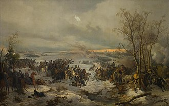 Battle of Krasnoi - Battle of Krasnoi, by Peter von Hess