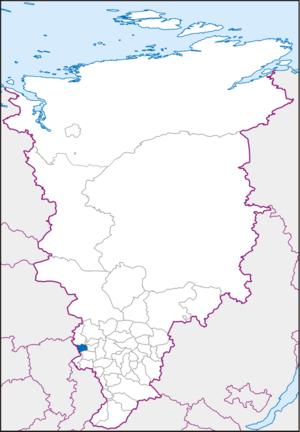 Bogotolsky District