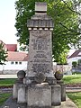 Kriegerdenkmal Mühlberg Drei Gleichen - 4.jpg