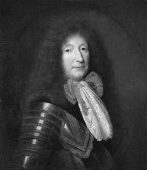 Kristian I, 1623-1692, Ludvig I hertig av Mecklenburg-Schwerin