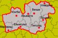 Kronoberg Municipalities – UK – Лен Крунуберг.png