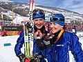 Kuitunen & Saarinen Winter Olympics 2006.jpg