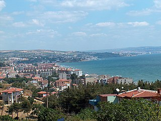 Tekirdağ Metropolitan municipality in Turkey