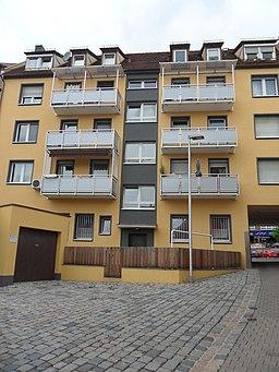 Kupferschmiedshof und Schickenhof Nürnberg-St.-Sebald 24