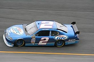 Kurt Busch - Kurt Busch's 2008 Sprint Cup Series racecar