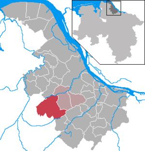 Kutenholz - Image: Kutenholz in STD