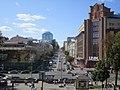 Kyiv - CUM and Khmelnytskyi street.jpg