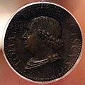 L'antico, medaglia di gian francesco gonzaga di rodigo, 1486-90 ca. 01.jpg