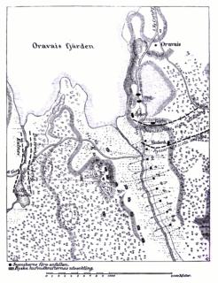 Battle of Oravais
