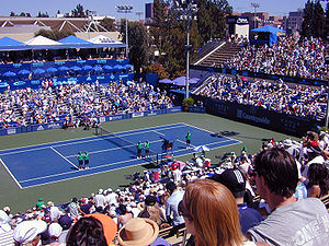 Los Angeles Tennis Center - Image: LA Tennis Center