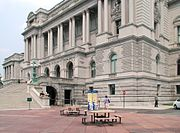 Library of Congress, Thomas Jefferson Building.