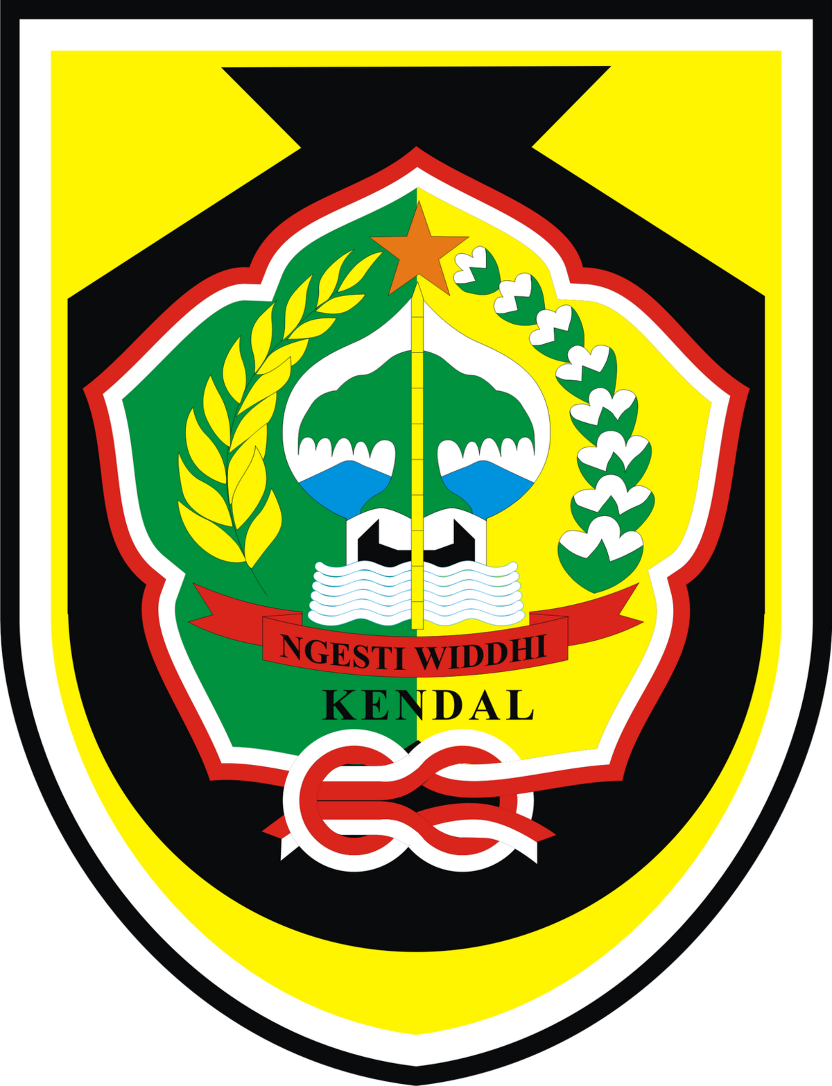 Berkas Logo Kabupaten Kendal Lama Png Wikipedia Bahasa Indonesia Ensiklopedia Bebas