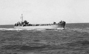 USS Chelan County (LST-542) - LST-542