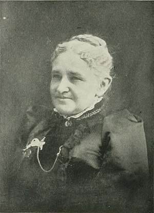 Lucy Hall Washington - Image: LUCY H. WASHINGTON A woman of the century (page 760 crop)