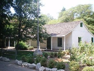 La Casa Primera de Rancho San Jose - Casa Primera de Rancho San Jose, August 2008