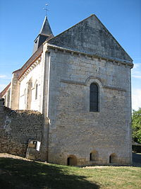 La Celle-Condé Église Saint-Denis 01.JPG