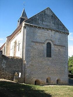 La Celle-Condé Église Saint-Denis 01.JPG