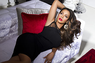 La La Anthony American actress and television personality