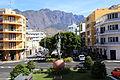 La Palma - Los Llanos - Avenida Carlos Francisco Lorenzo Navarro+Plaza de la Constitución + Monumento a la Madre 01 ies.jpg