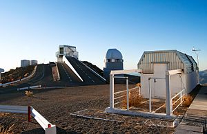 New Technology Telescope - Image: La Silla
