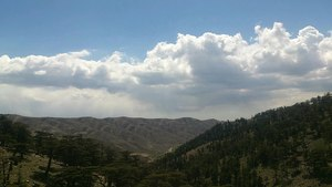 File:La montagne de Chelia en Algérie.webm