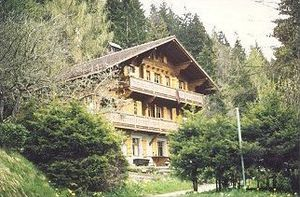 L'Abri - Chalet Les Melezes at Swiss L'Abri