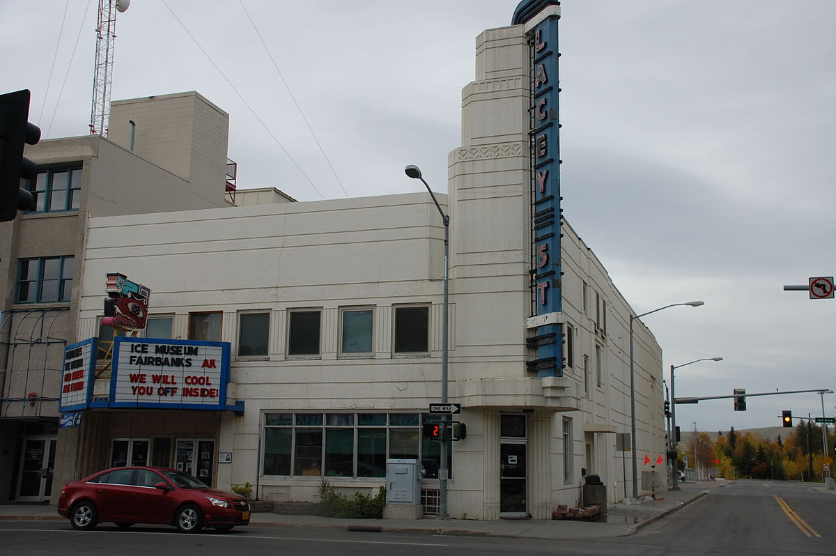 Movie theaters in fairbanks alaska