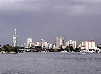 1999 FIFA World Youth Championship - Image: Lagos (Nigeria)