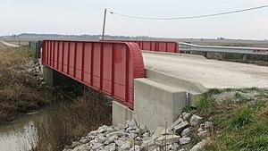 Lake Ditch Bridge - Lake Ditch Bridge, December 2011