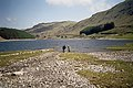 Lake sampling at Haweswater Head - geograph.org.uk - 1430617.jpg