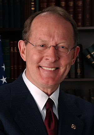 United States Senate election in Tennessee, 2002 - Image: Lamar Alexander (cropped)