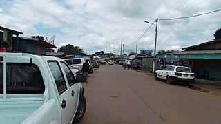 Lambaréné Place in Moyen-Ogooué, Gabon
