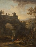 Landscape with a Tholos (Alessio de Marchis) - Nationalmuseum - 17816.tif