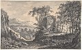 Landscape with an Antique Tomb and Two Wayfarers MET DP801218.jpg
