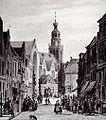 Lange Tiendeweg Gouda Dirk Johannes van Vreumingen.jpg