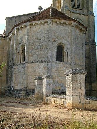 Lansac, Gironde - Image: Lansac 2