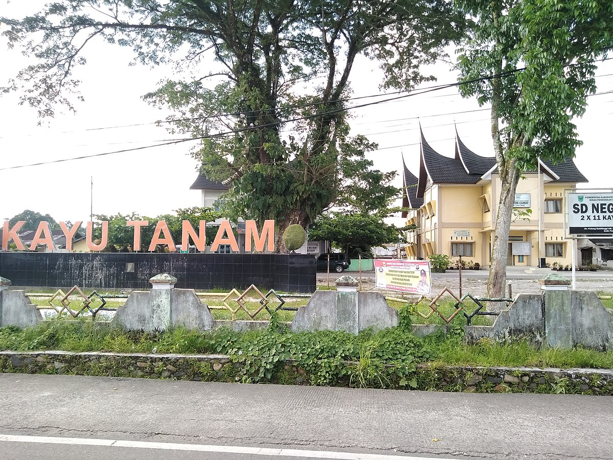 Kayu Tanam, 2x11 Kayu Tanam, Padang Pariaman - Wikipedia