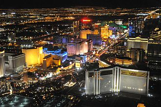 Conference and resort hotels - Image: Las Vegas 63